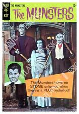 Munsters 1966 Comic 2 x 3 Fridge Magnet