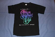 The Allman Brothers Band T-Shirt - Tower Theatre - May 1995 - Plus Free Bonus
