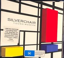Silverchair - Young Modern CD + DVD Limited Edition Album in VG Condition