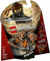 Lego Ninjago Spinjitzu Cole 70662 Building Kit 117 Pcs