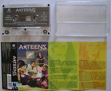 A*TEENS TEEN SPIRIT *RARE BULGARIAN CASSETTE TAPE* A TEENS, ABBA, SWEDEN