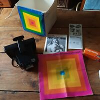 Vintage Polaroid Colorpack 82 Land Camera retro photography original box
