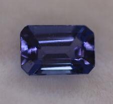 0,88 ct Superbe Tanzanite AAA+