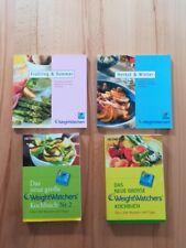 Weight Watchers Kochbuch 4er Set Pro Points Plus
