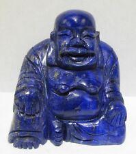 Lapis Lazuli BUDDHA (#03) - CLEARANCE - BUY MORE 4 LESS