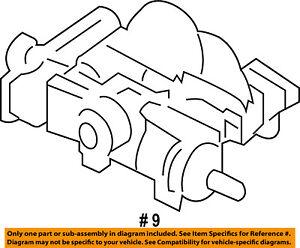 FORD OEM Diesel Aftertreatment DEF / SCR / Urea-Fuel Pump BC3Z5L227K