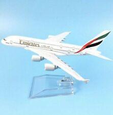 A380 16 Cm Emirates Model Plane Toy
