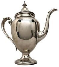 Antique Gorham 925 Sterling Silver Puritan 451 2 3/4 Pint Coffee Tea Serving Pot