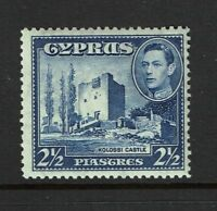 Cyprus SG# 156 Mint Light Hinged / Small Hinge Rem - S1506