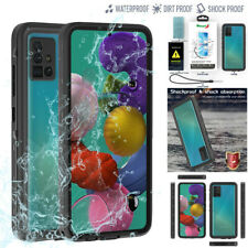 Waterproof Shockproof Case For Samsung Galaxy A52 A51 A72 A32 A22 A21 A12 11 A42