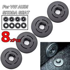 4xSET Floor Mat Clips Holder Carpet Clamp For VW AUDI SKODA SEAT OE 3D0864523B41