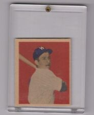 1949 Bowman #16 Al Kozar, Washington Senators, EX-MT