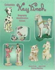 Kay Finch Collectible by Richard Martinez CERAMIC SCULPTURE (1996, Paperback)