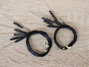 """SMD LED Modellbahn Miniaturbeleuchtung 10 Stück """"neon-weiss """""""