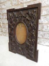 """OLD picture frame ANTIQUE art nouveau fits a 7 inch  X 5 """""""