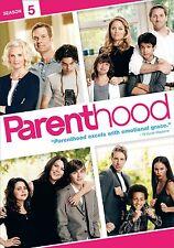 Parenthood . The Complete Season Five . 5. Staffel . 5 DVD . NEU . OVP