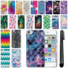 For Apple iPod Touch 6 6th/ 5th/ 7 7th Gen 2019 Slim HARD Back Case Cover + Pen