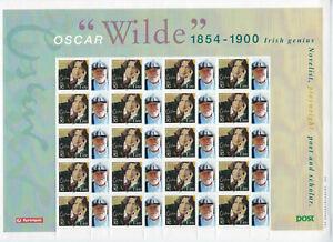 IRELAND 1236 MNH sheet of 20 Very Fine, Catalog Value $275.00