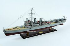 Swedish Navy HMS Gotland Gotland-class Wooden Battleship Model 39""