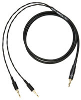 "Corpse Cable for HiFiMAN, Oppo PM1/PM2, HD 700, AudioQuest - 1/8"" Plug - 4ft"