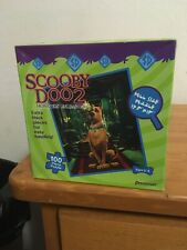 Scooby Doo 2 Monsters Unleashed Puzzle 100pcs by Pressman Great Condition