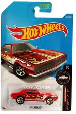 2017 Hot Wheels #313 Camaro Fifty '67 Chevy Camaro