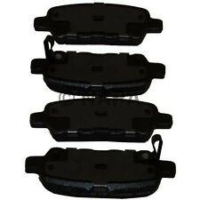 Disc Brake Pad Set-DOHC, 24 Valves Rear NAPA/RAYLOC SAFETY STOP-RSS SS7784X