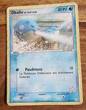 Carte Pokémon OBALIE DE TEAM AQUA 40 PV 56/95 EX Team Magma VS Team Aqua VF