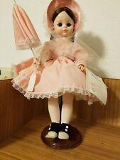 "Madame Alexander Mint Rebecca 13"" Doll DC 1965 #1585"