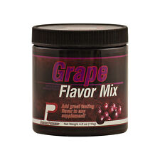 Grape Flavor Mix by Premium Powders 75 Scoop Container