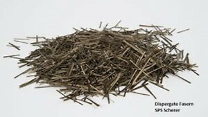 Estrichfasern Basaltfaser Estricharmierung 12 mm 1 kg