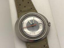 Vintage Omega Ladies Dynamic Automatic Wrist Watch Works w/ Date