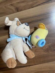 Baby Born Stoffhund Belle Und Ente Berta Neu