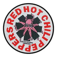 RED HOT CHILI PEPPERS - Patch Aufnäher - Octopus 9x9cm