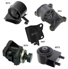 5 PCS Motor & Trans Mount For 1994-1999 Mazda 626 2.0L - Automatic Trans