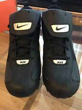 Nike Keystone Low Soccer Shoes (Brand New) Black & White Color, Us Size 9.5