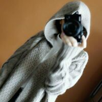 Hooded Coat Cashmere Sweater Women Autumn  Winter Cardigan Solid Color Coat
