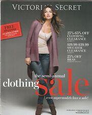 Izabel Goulart Victoria's Secret Catalogs The Semi-Annual Clothing Sale 2011