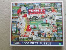 "Puzzles 1000 pc.-White Mountain ""Golf History"""