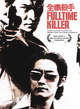 Johnny To FULLTIME KILLER rare Chinese Action dvd ANDY LAU Ka-Fai Wai