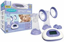 LANSINOH AFFINITY PRO * DOUBLE ELECTRIC BREAST PUMP * NEW, SEALED, FULL WARRANTY