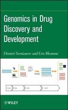 Genomics in Drug Discovery and Development by Eric Blomme and Dimitri Semizarov
