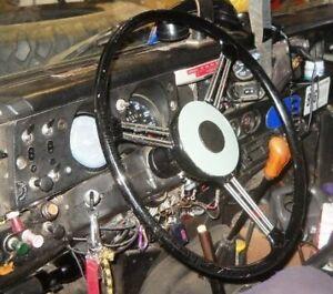 Land Rover 88 109 Series 2a 3 - Series 2 Steering Wheel Steel Spoke Mounting Kit