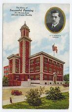 Des Moines, Iowa, Successful Farming, E T Meridith, Publisher, c.1910