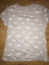 Primark patterned tee size 14