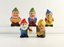 Schneewittchen und die 7 Zwerge === Walt Disney 5 Figuren alte Zwerge