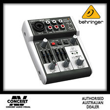 Behringer Xenyx 302USB Mixer with USB Audio Interface BRAND NEW GENUINE