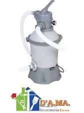 Pompa filtro a sabbia per piscine 2006 lt/h multifunzione 530gal/h Bestway