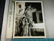 Rare Orig VTG 1951 Robert Clarke Mary Thatcher Tales Of Robin Hood Theater Photo