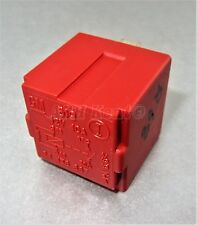 68-Saab 9-3 9-7 (2005-2015) 4-Pin Red Relay GM 24438887 Multi-Use 819 12V 40A